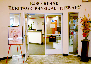 Euro Rehab Heritage Physical Therapy